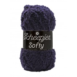 Scheepjes Softy 484 - dark blue