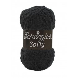 Scheepjes Softy 478 - black