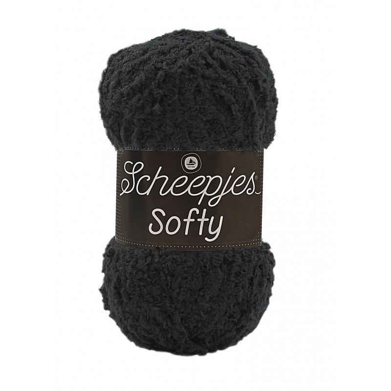 Scheepjes Softy 478 - black