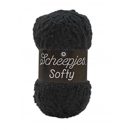 Scheepjes Softy 478 - schwartz