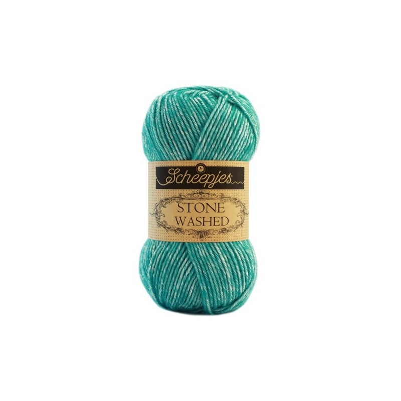 Scheepjes Stone Washed - 824 Turquoise