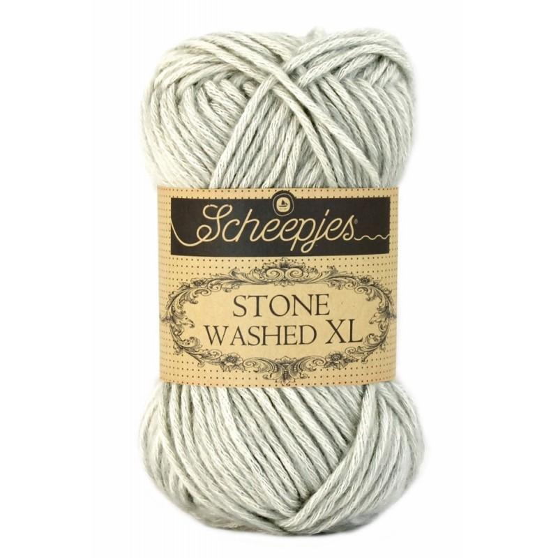 Scheepjes Stone Washed XL - 854 Crystal Quartz
