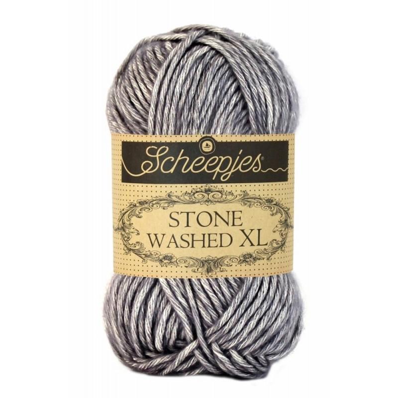 Scheepjes Stone Washed XL - 842 Smokey Quartz