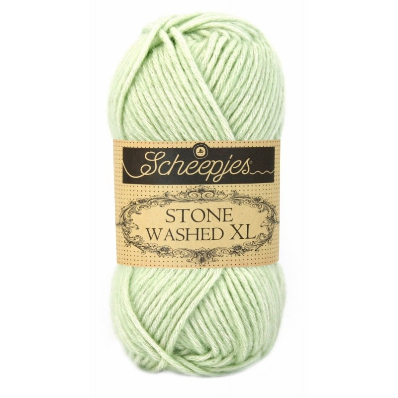 Scheepjes Stone Washed XL - 859 New Jade