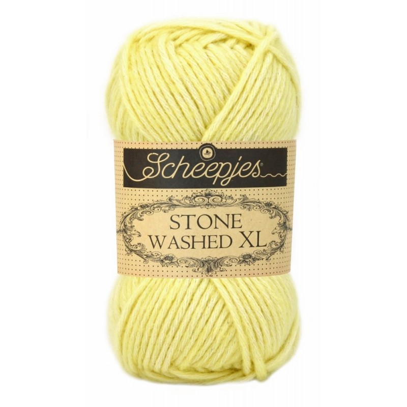 Scheepjes Stone Washed XL - 857 Citrine
