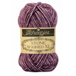 Scheepjes Stone Washed XL - 851 Deep Amethyst