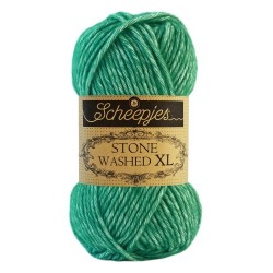 Scheepjes Stone Washed XL - 865 Malachite