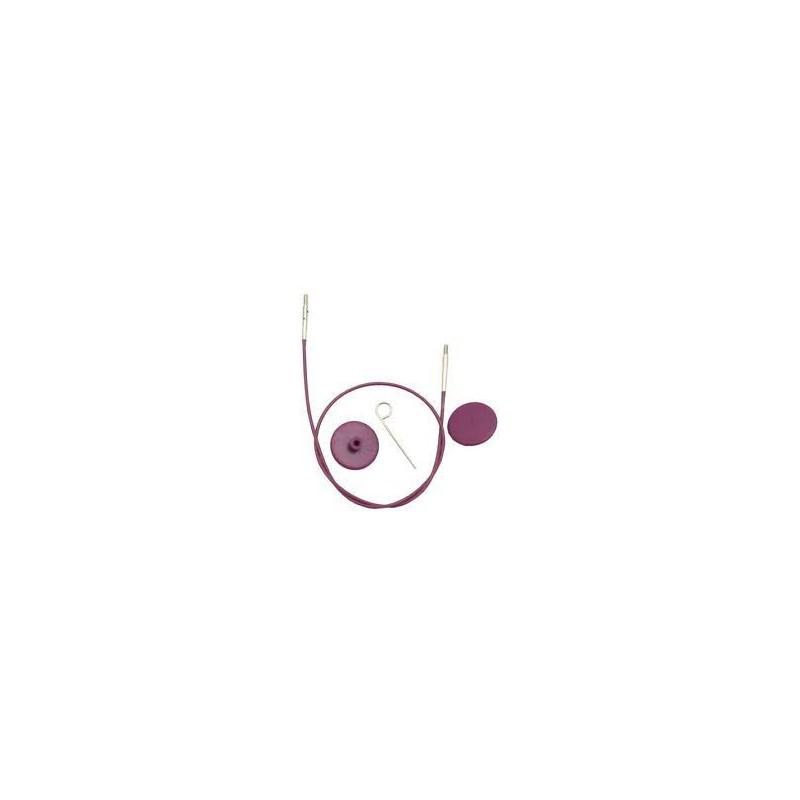 KnitPro Seil - ergibt 100 cm Rundnadeln
