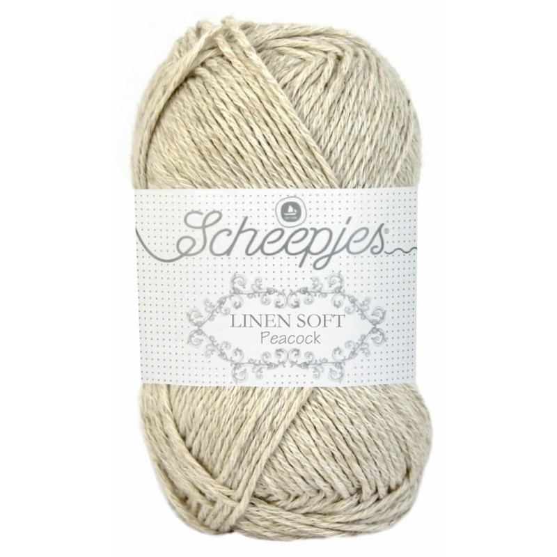 Scheepjes Linen Soft 613 - light beige