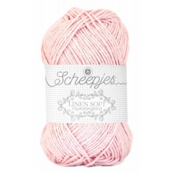 Scheepjes Linen Soft 628 - light pink