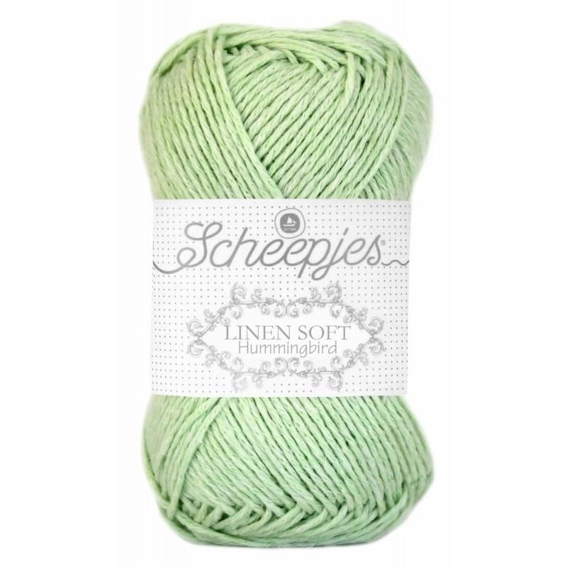 Scheepjes Linen Soft  622 - mint