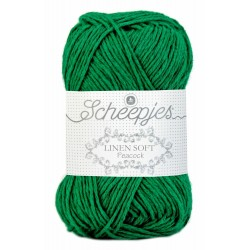Scheepjes Linen Soft 605 -forest green