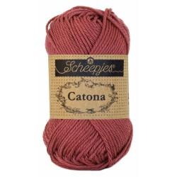 Scheepjes Catona 25 - 396 Rose Wine