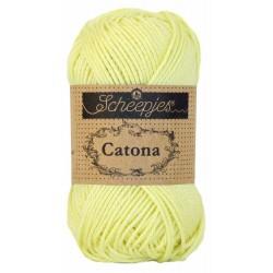 Scheepjes Catona 25 - 100 Lemon Chiffon