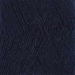 Drops Drops Nord Uni 15 - marineblauw