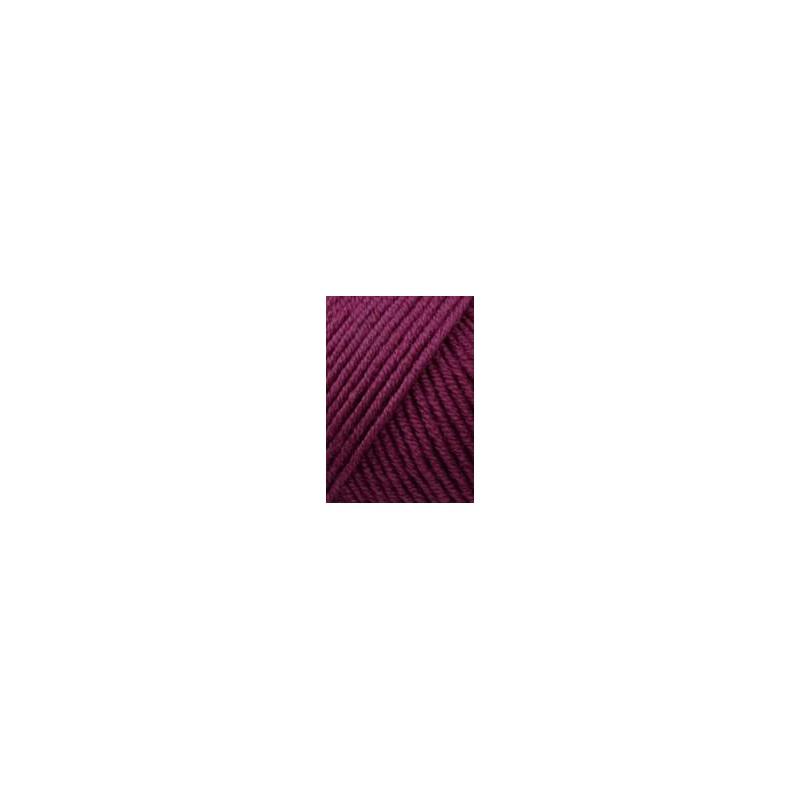 Lang Yarns Merino120 34.0280 donker roze