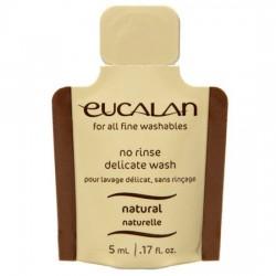 Eucalan Natural 5ml - Wollwaschmittel