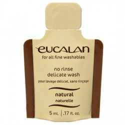 Eucalan Natural 5ml - woolcare