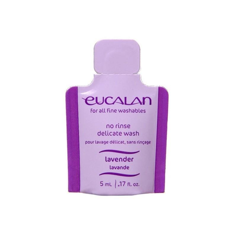 Eucalan Lavende 5ml - lessive pour laine
