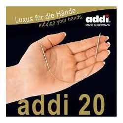 Addi circular needles 3mm - 20cm