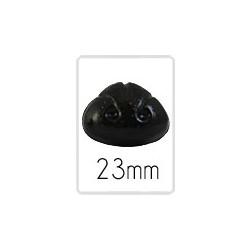 Dierenneus 23 mm (veiligheids) - 5 stuks