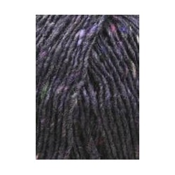 Donegal Tweed 789.0090 violet fonce