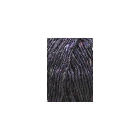 Donegal Tweed 789.0090 violet fonce