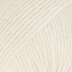 Drops Drops Cotton Merino 01 - offwhite
