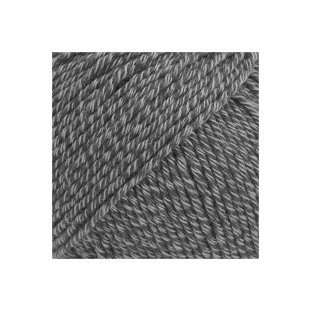 Drops Cotton Merino 19 -grijs