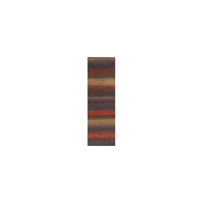 Lang Yarns Mille Colori Socks & Lace 87.0075