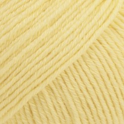 Drops Cotton Merino 17 - vanille