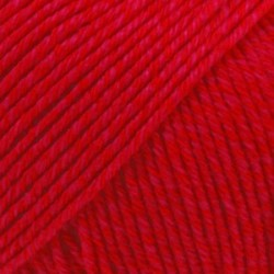 Drops Drops Cotton Merino 06 - rood