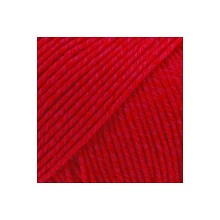 Drops Cotton Merino 06 - rood