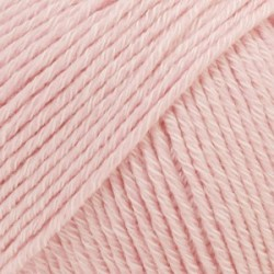 Drops Cotton Merino 05 - rose poudré