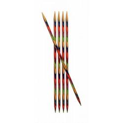 KnitPro Symphony Aiguilles doubles pointes 3.25mm 10 cm