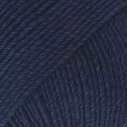 Drops Drops Cotton Merino 08 - navy blue