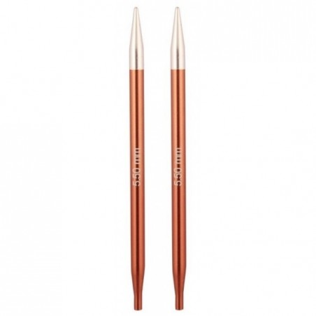 KnitPro Zing Interchangeable Needle - 5 mm