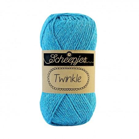 Scheepjes Twinkle 910 Turquoise