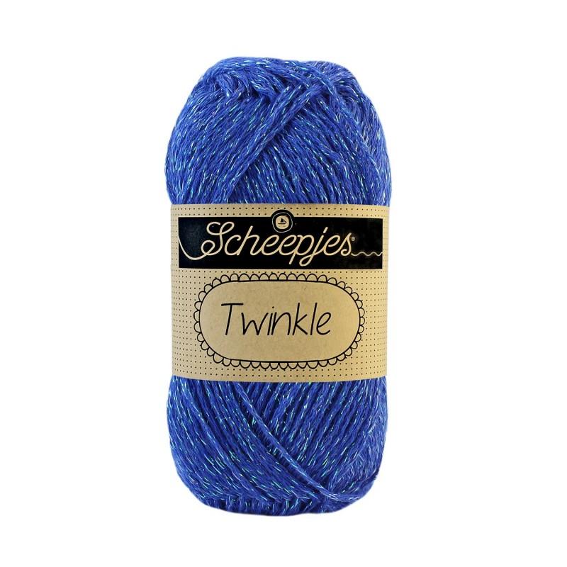 Scheepjes Twinkle 908 Cobalt Blue