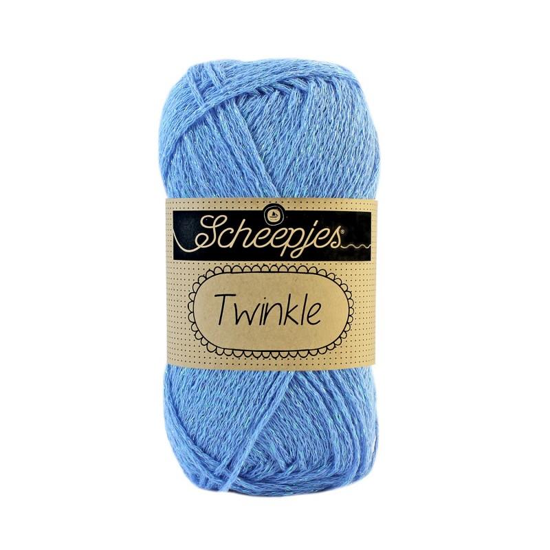 Scheepjes Twinkle 917 Light Blue