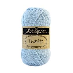 Scheepjes Twinkle 907 Ice Blue