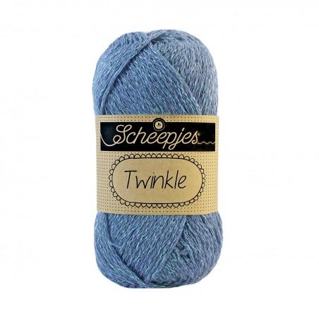 Scheepjes Twinkle 909 Denim Blue