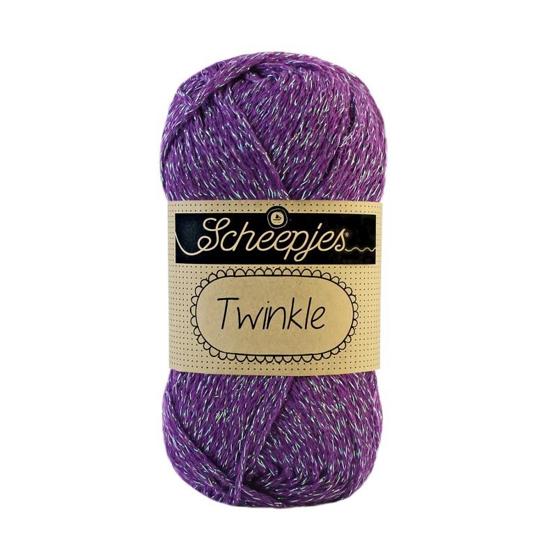Scheepjes Twinkle 928 Dark Lilac