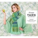The After Party 12 - Mossy Cabled Scarf (NL)