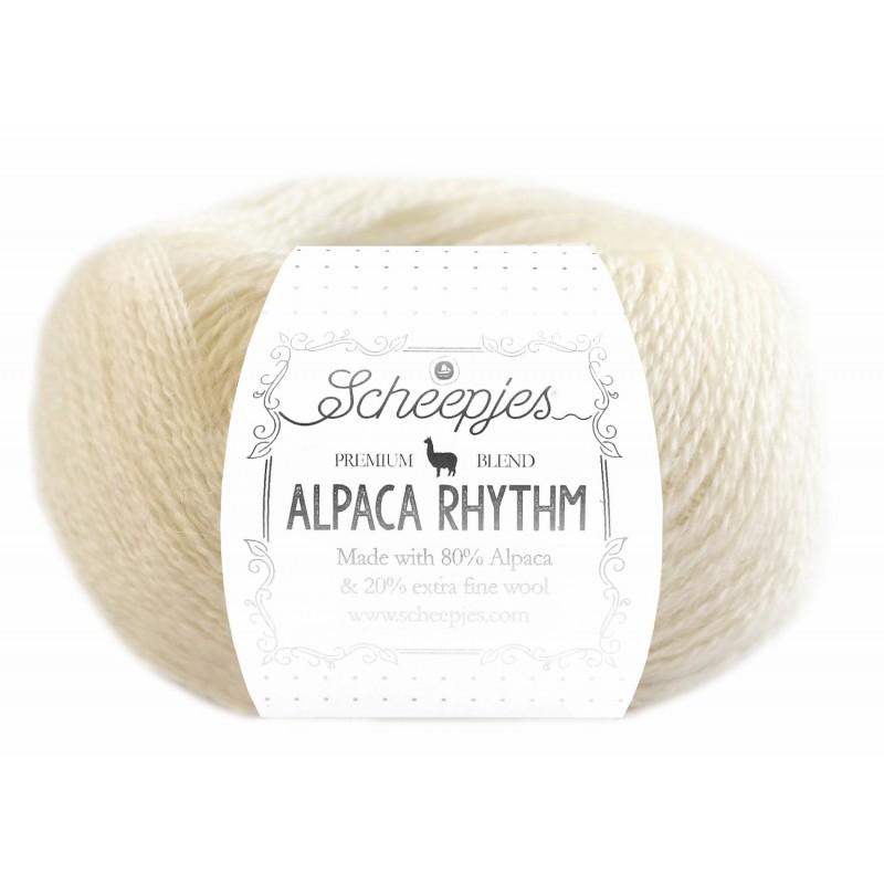 Scheepjes Alpaca Rhythm 670 Bop - naturel