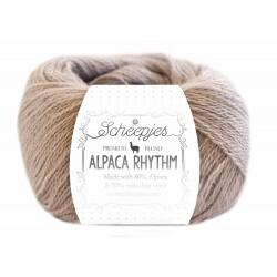 Scheepjes Alpaca Rhythm 654 Robotic - beige