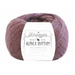 Scheepjes Alpaca Rhythm 651 Quickstep dark old pink