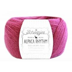 Scheepjes Alpaca Rhythm 666 Merengue pink