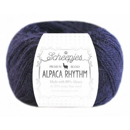 Scheepjes Alpaca Rhythm 661 Vogue Navy