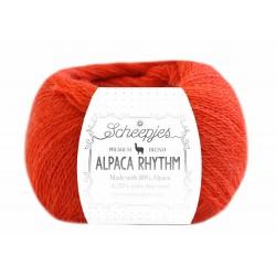 Scheepjes Alpaca Rhythm 669 Cha Cha Red